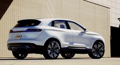 2017 Lincoln MKC Changes