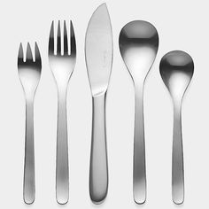 Flatware by Sori Yanagi | Design | Pinterest