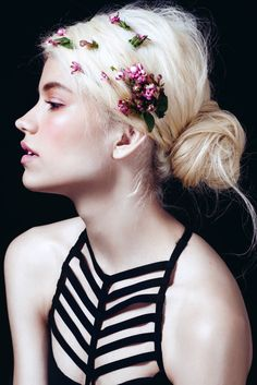 cbch daydreaming about Spring hair
