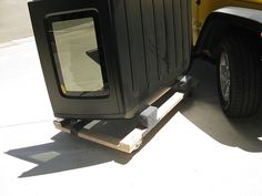 Diy Hardtop Cart Page 4 Jeep Pinterest 2 4 And