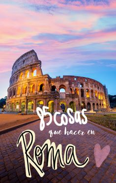 85 cosas que ver y hacer en Roma Travel Guides, Travel Tips, Travel Around The World, Around The Worlds, Beautiful Places To Travel, Travel Goals, Destinations, Where To Go, Italy Travel
