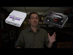 A Deep and informative comparison of Sega genesis and super Nintendo.