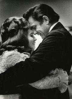 Johnny Cash & June Carter <3