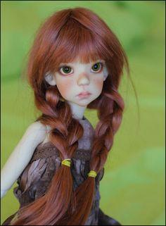JpopDolls.net ™::Dolls::Kaye Wiggs Dolls::Laycee::Laycee human in Fair skin tone FRECKLED (IN STOCK)