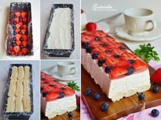 Gabriella kalandjai a konyhában :) Fudge, Cheesecake, Food And Drink, Menu, Bread, Baking, Recipes, Foods, Cakes