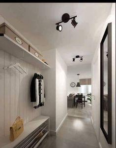 Entrance Hall, Cozy House, Apartment Therapy, House Design, Interior  Design, Home Decor, Entryway, Studio, Diy, Wall Colors, Entry Hall,  Creativity, ...