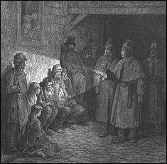 Plate from 'London: A Pilgrimage' by Gustave Dore