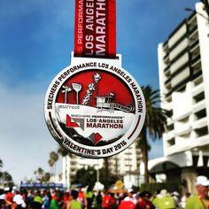 Los Angeles Marathon @ Los Angeles, California; EUA #HastaLaMetaSiempre