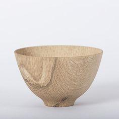 Kashi Wan Oak Bowl by Kihachi