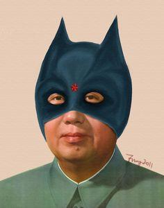 Bad Mao Art Print
