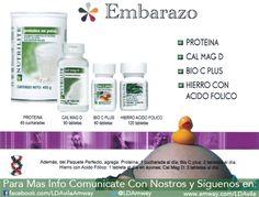 Estas #Embarazada? Dale a tu #Bebe lo #Mejor con los productos 100% #Naturales y…