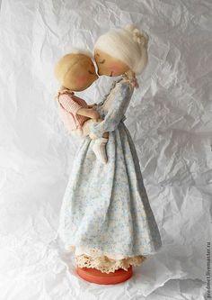 Коллекционные куклы ручной работы. Нежность. Дана Свистунова. Ярмарка Мастеров. Интерьерная кукла, кофе