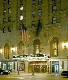 Affinia Manhattan in New York, NY