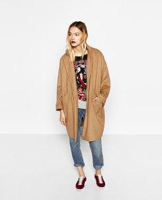 Image 1 de MANTEAU XL de Zara