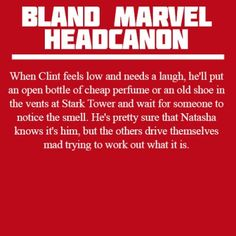 Clint making his own laughs