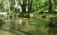 La ruta SL-CV-25.7 Cervantes - Racó S. Bonaventura, declarado Paraje Natural Municipal en 2002, situado entre los Parques Naturales de La Font Roja y la Serra de Mariola, se accede de forma cómoda a este paraje desde el Passeig de Cervantes, y luego por el Molí de la Mesquita cruzamos el río y llegamos a la Font del Quinzet pasa bajo el Puente de les Set Llunes y un poco más arriba se llega al Racó de Sant Bonaventura. #Alcoy #Alcoi #RutasVerdes