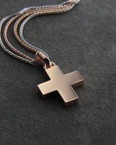 Σταυρός βάπτισης ροζ χρυσός | eleftheriouonline.gr Christening Themes, Baby Baptism, Cross Jewelry, Cross Necklaces, Masonic Order, Baby Kind, Stylish Jewelry, Jewerly, Fashion Accessories