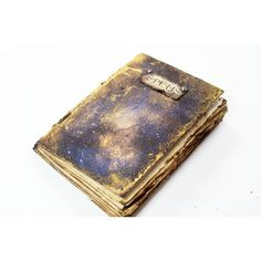 Magic Journal, Spell Book, Spells, Harry Potter inspired Diary, Lunar... ($33) ❤ liked on Polyvore featuring home, home decor и stationery