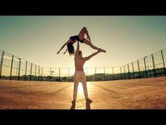 Duo b-lift || Unconditionally || Acro dance, lifts coreo HD || versión móvil. - YouTube