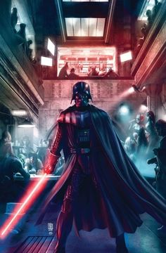 Darth Vader: Dark Lord of the Sith 11 cover by Giuseppe Camuncoli
