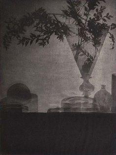 Baron Adolf De Meyer: Glass and Shadows, 1905.