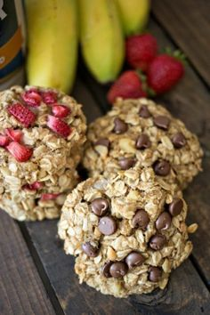 Best Breakfast On The Go Recipes: Oatmeal Breakfast Bites Egg Recipes For Breakfast, Breakfast Bites, Breakfast On The Go, Best Breakfast, Snack Recipes, Breakfast Healthy, No Egg Breakfast, Breakfast Ideas Without Eggs, Yummy Recipes