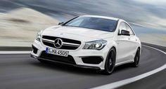 NY: High-power 2014 Mercedes-Benz CLA45 AMG