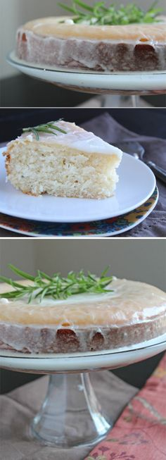 Lemon Yogurt Cake | Thoughtfully Simple