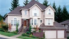 New American House Plan with 3123 Square Feet and 4 Bedrooms(s) from Dream Home Source | House Plan Code DHSW03040