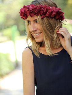 Look de invitada con vestido de espalda escotada de La Croixé Bcn. Por Mónica Sors, Mes Voyages à Paris Fashion Blog