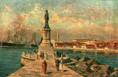 De Lesseps Statue, Port Said