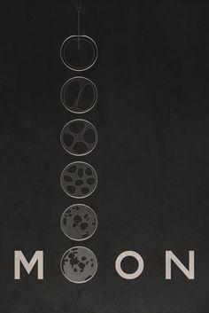 Moon by Chris Mesh