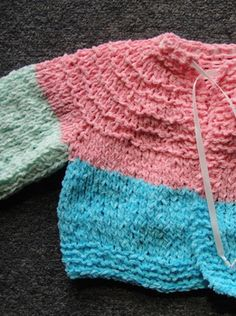 Knitting Pattern Central - Free Toddler's Clothing
