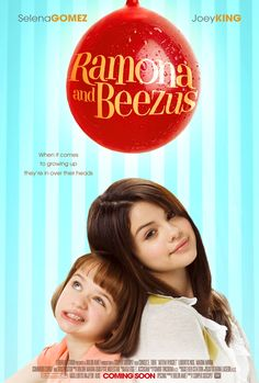 Ramona and Beezus. Ramona And Beezus, Joey King, Photos Tumblr, Selena Gomez, Movies And Tv Shows, Growing Up, Movie Tv, Things To Come, Hollywood