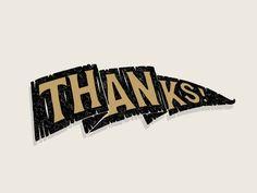 Thanks by Buddy Montana