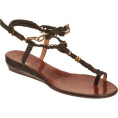 Braided Thong Sandal #r29summerstyle