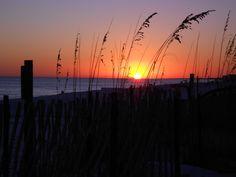 Sunset...Okaloosa Island, Fl
