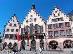 Frankfurt, Germany (part of old town)