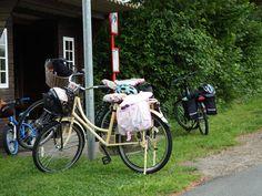 bikelovin: einfach losradeln - 10 Gründe fürs Radwandern mit Kindern Bicycle, Fur, Vehicles, Bicycling, Sustainability, Repurpose, Simple, Kids, Bike