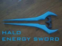 in this instructable i will be showing you how to make an energy sword from the halo series.wet and dry emery paper. Video Game Crafts, Video Game Party, Halo Cosplay, Cosplay Diy, Cosplay 2016, Diy Generator, Homemade Generator, Star Citizen, Halo Sword