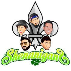 Check out Shenanigans on ReverbNation