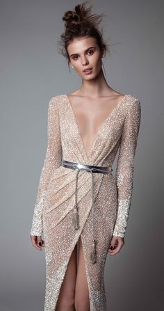 luxury sparkly dress