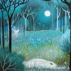Original painting by Amanda Clark