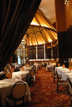 """Le Cirque Restaurant 151 E 58th St New York, NY 10022 """"Le Cirque has always been a place where the worlds of food, fashion, art and culture converge"""""""