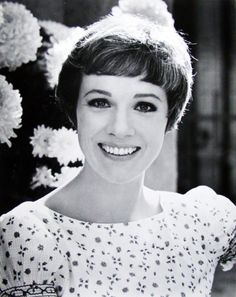Julie Andrews. She is beautiful. He acting skills are just loverly. <--- look that up to get the pun.