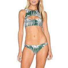 b21027b928a 2017 Sexy Floral Print Bikini Set Swimwear Womens Swimsuit Bathing Suit  Beach High Quality Bikinis Women