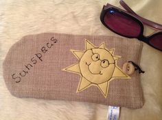 Soft Spectacle or glasses Case - pinned by pin4etsy.com