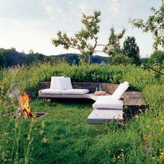 Ohhh...I wish this was MY backyard!