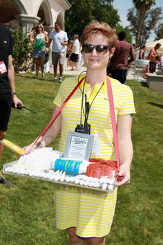 At Lacoste's Coachella pool party in the blazing desert sun, cigarette-style girls, clad in Lacoste gear, passed Kiel's sun-protection products. Corporate Event Design, Event Branding, Branding Ideas, Saban Brands, South By Southwest, Desert Sun, Event Decor, Event Ideas, Party Ideas