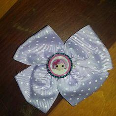 Hairbow lollipaloosa handmade never been worn